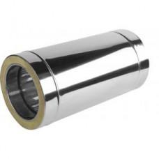 Komínová roura nerez dvouplášťová 500(mm) 150/220