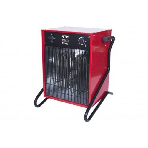 Přenosný elektrický ohřívač MTM ME 22 Kw